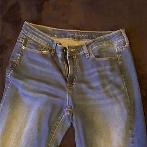 Calvin Klein women's skinny  jeans